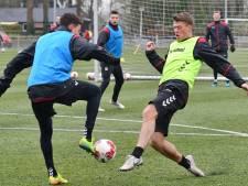 Go Ahead Eagles met Swart en Bannink in topper tegen Volendam
