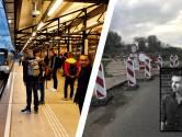 Hoekse Lijn wordt gevierd, discussie over rijplaten en Schiedamse bouwplannen