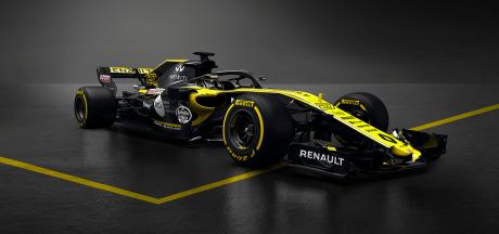 Renault toont de RS18