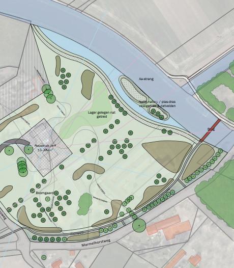 Nieuw landgoed in Voorst op voormalige boerenakkers