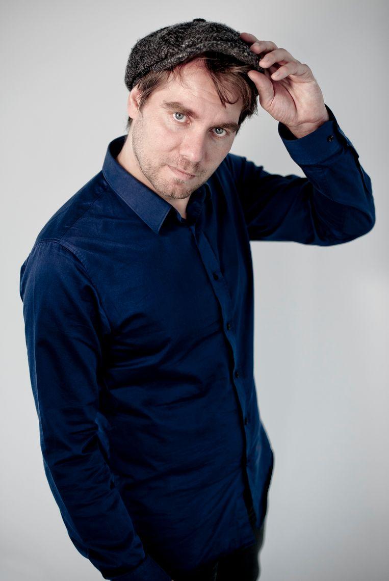 Auke Hulst (43) Beeld Andreas Terlaak