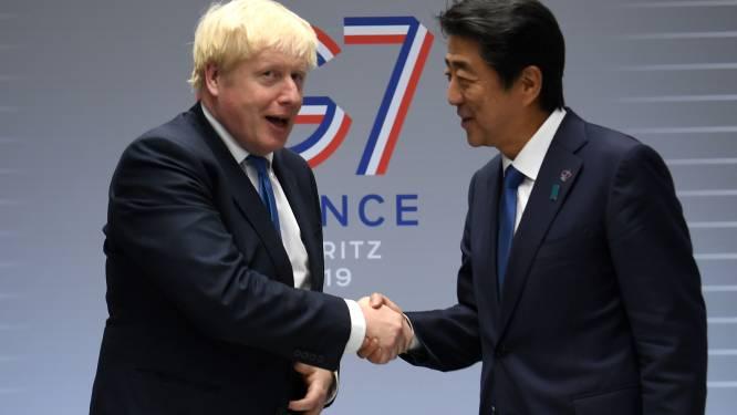 Eerst G7-top sinds begin van de pandemie in juni in Cornwall