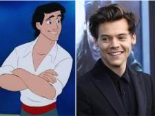 """Harry Styles et Javier Bardem pressentis pour jouer dans """"La Petite Sirène"""""""