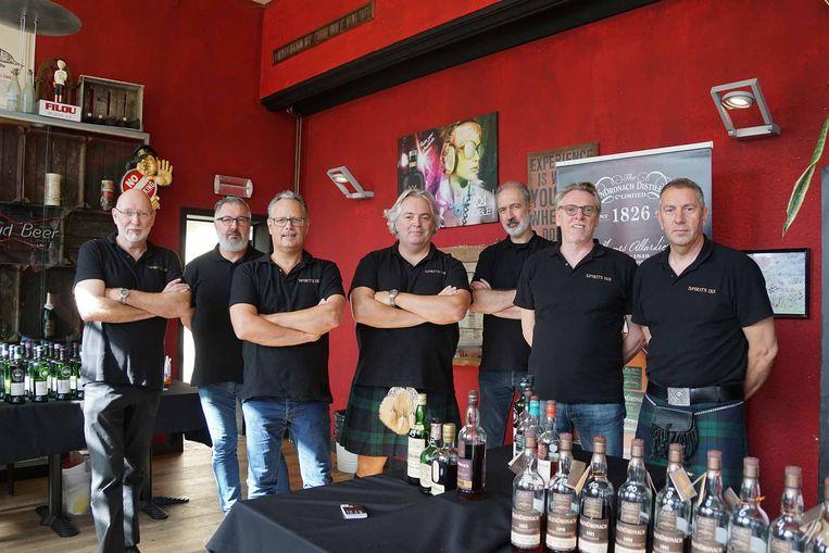 Het organisatieteam van Spirits Inn