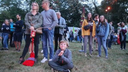 Tegen woensdag geen spoor meer van 4.000 festivalgangers