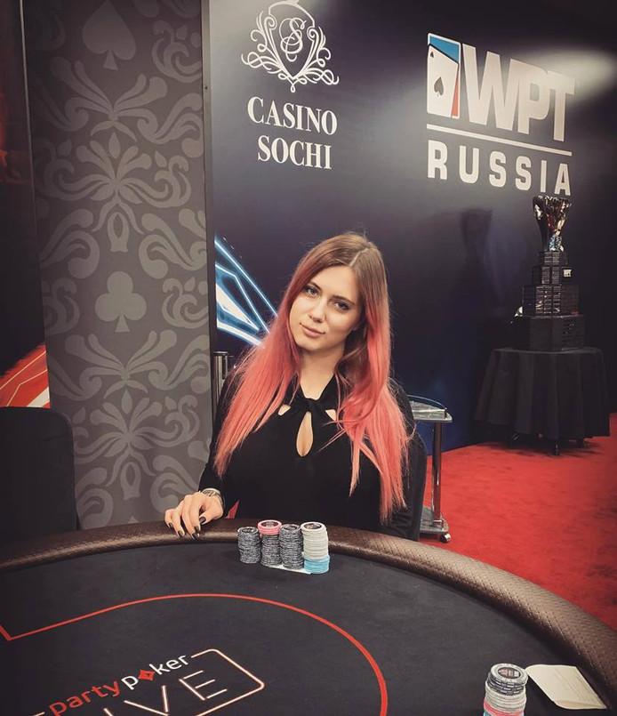 Pokerster Lilya.