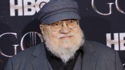 Toch één voordeel? George R.R. Martin schrijft vlotjes aan nieuw 'Game Of Thrones'-boek nu hij in quarantaine zit