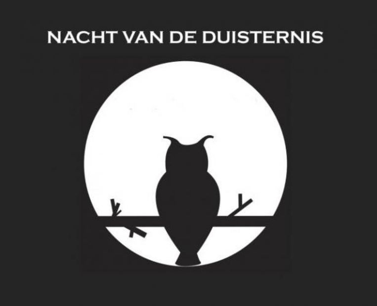 De Nacht van de Duisternis gaat niet onopgemerkt voorbij in Denderleeuw.