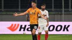 Europese droom Dendoncker voorbij: recordwinnaar Sevilla stoot door naar halve finale Europa League