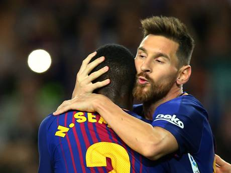 Eibar figureert in weergaloze Messi-show