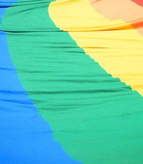 Tholen levert geen regenboogvlag voor Coming Out Day, wél een mast
