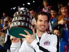 Britten zonder kopman Murray in Davis Cup
