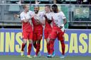 FC Utrecht is goed aan de competitie begonnen.
