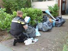 Twee mannen aangehouden die materialen  bij zich hadden voor een hennepkwekerij