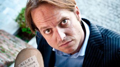 Bas Birker vervangt Jens Dendoncker op Comedy Night