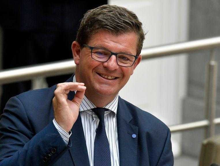 Vlaams energieminister Bart Tommelein.
