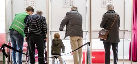 Opkomst Meppel en Staphorst al bijna 50 procent