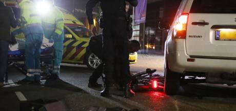 Fietser raakt gewond na aanrijding met auto in Mijdrecht
