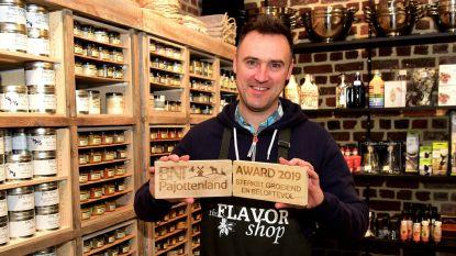De Flavor Shop wint award 'Sterkst groeiende en beloftevolle onderneming van 2019'