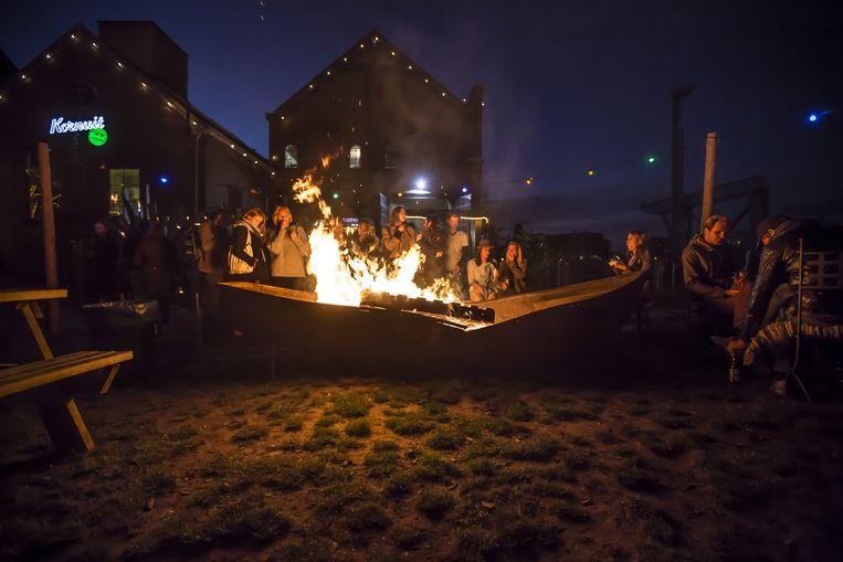 Amsterdam Roest organiseert Sunday Roast: Goes Wild. Beeld Eva Plevier