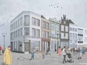 Dit komt op Bossche Markt waar Pearle-filiaal is ingestort: 'Meer dan een gewoon hoekpand'