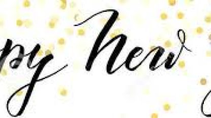 Nieuwjaarsdrink op Kristus Koningplein