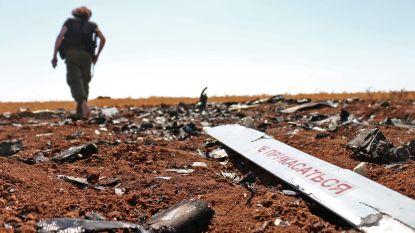 Israël bombardeert militaire post in Aleppo