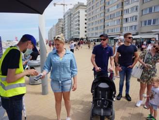 Grote test voor reservatiesysteem op het Oostendse strand: werkt het?
