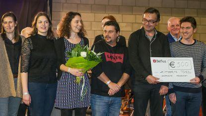 Cultuurprijs 2017 gaat naar... Zittaarts Toneel