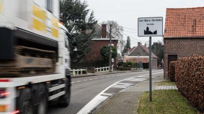 """""""Niet aanvaardbaar dat Horebeke zwaar verkeer omleidt naar Brakel"""""""