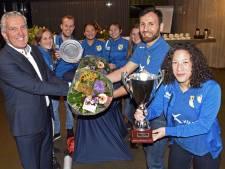 Acht nieuwelingen en een derde elftal voor vrouwentak IJzendijke