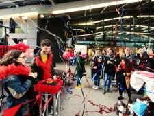 Door Youri (19) uit Houten sturen duizenden studenten een Tikkie naar Mark Rutte