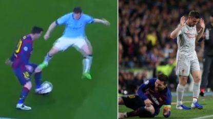 Messi vernederde vier jaar geleden Milner tot op het bot, en dat was de Brit gisteren blijkbaar nog niet helemaal vergeten