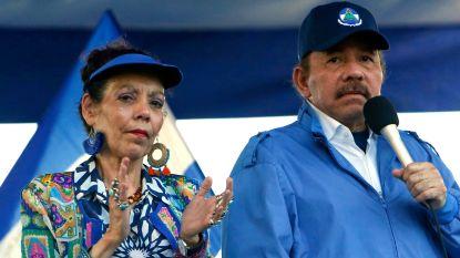 Nicaragua laat 1.172 gevangen vrij, Belgische studentenleidster nog steeds vast