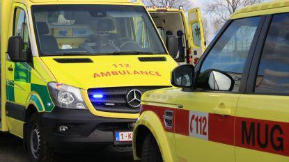 Voetganger zwaargewond na aanrijding aan Janssen Pharmaceutica