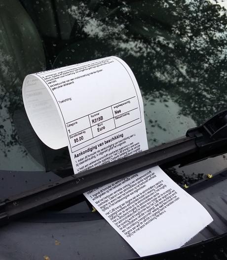 Verontwaardiging na parkeerbon voor rouwende bezoekers condoleance
