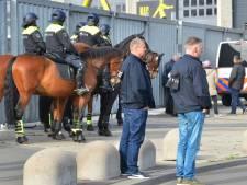 Politieagent ontslagen na voetbalrellen: 'Hij deed mee aan ordeverstoringen'