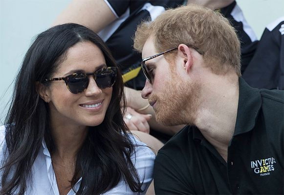 Prins Harry en Meghan Markle stappen volgend voorjaar in het huwelijksbootje.