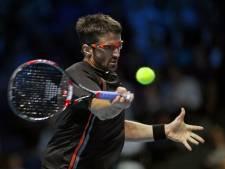 Tipsarevic neemt in november afscheid op Davis Cup Finals