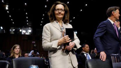 Gina Haspel nieuwe CIA-directeur