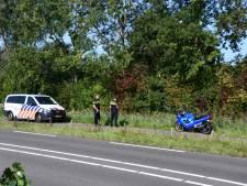 Motorrijder gewond door val in Nieuwerkerk