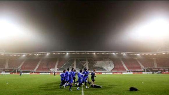 AZ speelt morgen in het DSB-stadion tegen Arsenal.