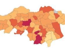 Aantal positieve coronatests stijgt fors, geen piek in West-Brabant