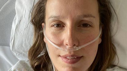 """Coronapatiënt Louise (37) na twee bange weken aan de beterhand: """"Ik stond op het punt om afscheidsfilmpjes te maken"""""""