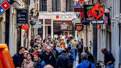 Prostituees op de Amsterdamse Wallen kampen met flinke schulden