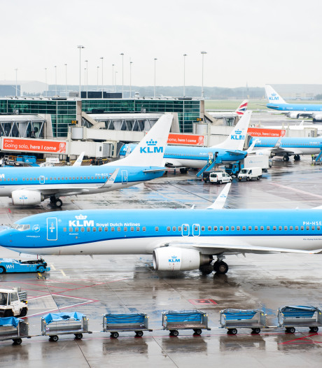 Capaciteit kost Schiphol plek op ranglijst