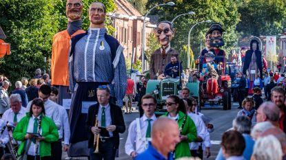 """Internationale reuzenstoet in Bissegem uitgesteld naar 25 september 2021: """"Te veel onzekerheden nu"""""""