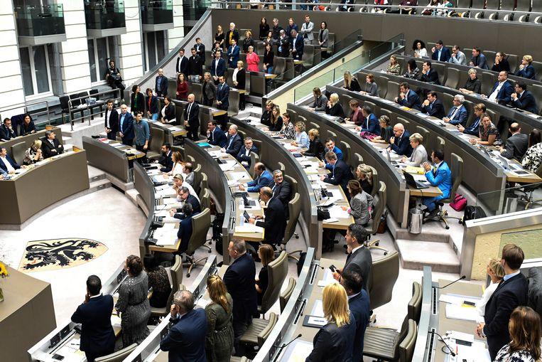 Beeld ter illustratie. De Vlaamse regering kan vanaf morgen nieuwe gouverneurs benoemen.