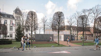 """Zo ziet straks Triënnale-paviljoen in Sint-Michiels eruit: """"Geen café, maar plaats voor kunstenaars"""""""