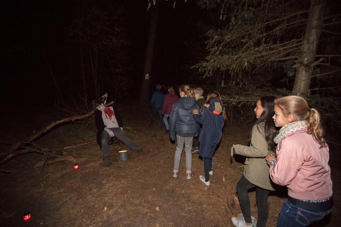 Spooktocht door de Somerense bossen